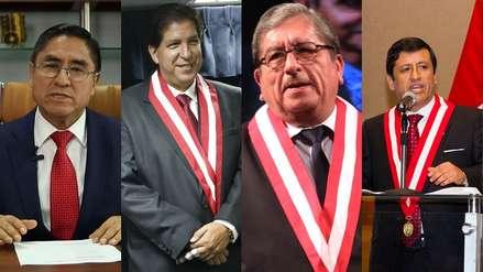 Procuraduría presenta denuncia constitucional contra César Hinostroza y ex miembros del CNM