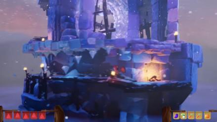 Fans crean un remake de Ice Climbers con Unreal Engine 4 y es increíble