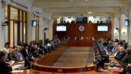 La OEA crea un grupo de trabajo para crisis en Nicaragua