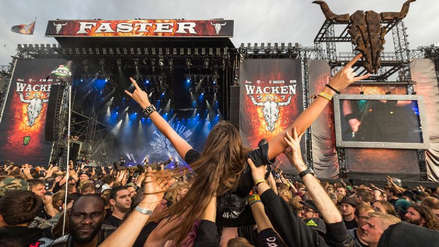 Arrancó el Wacken 2018, el mayor festival mundial de heavy metal