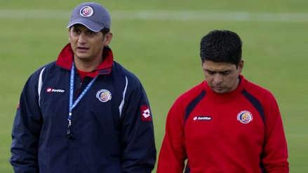 Ronald González fue nombrado seleccionador interino de Costa Rica