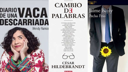 Feria del Libro: Estos son los libros más vendidos de Planeta y Random House hasta el momento