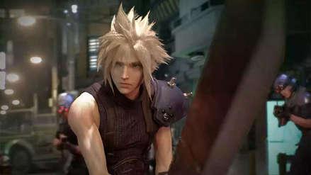 Final Fantasy VII Remake ya no sería un RPG según información oficial de Square Enix
