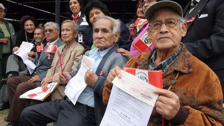 MEF se reunirá hoy con la ONP para evaluar juicios de pensionistas