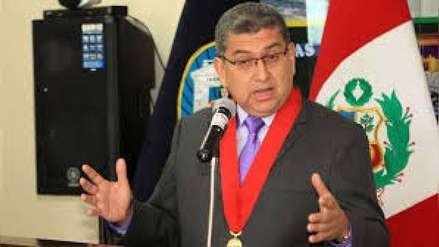 Walter Ríos buscaba que su esposa ocupe puesto en nuevo gobierno de Martín Vizcarra