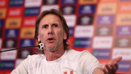 Ricardo Gareca dilata su acuerdo de renovación con la Selección Peruana
