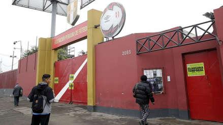 Municipalidad de San Luis negó que la clausura de la Videna haya interrumpido los entrenamientos