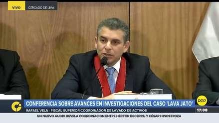 Fiscal Vela: Demora de Hamilton Castro en entrega de documentos casi facilita la salida del país de PPK