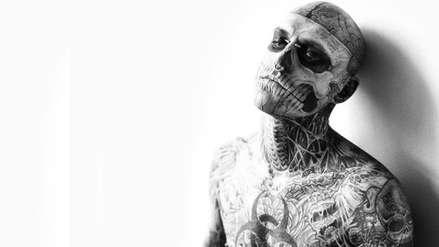 Zombie Boy: ¿Quién era Rick Gennet, el modelo tatuado que fue hallado muerto?