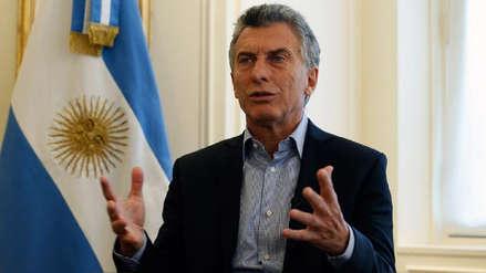 Macri pidió que se pruebe que