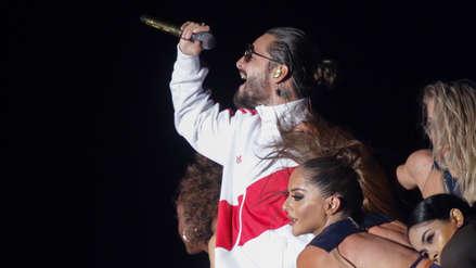 Junto2: Así se vivió el concierto de Marc Anthony y Maluma [FOTOS]
