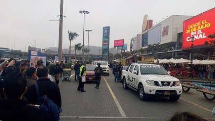 Plaza Norte: La Policía detuvo a cinco personas tras un presunto intento de asalto