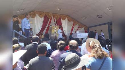 Incrementarán seguridad policial durante festividad de la Cruz de Motupe
