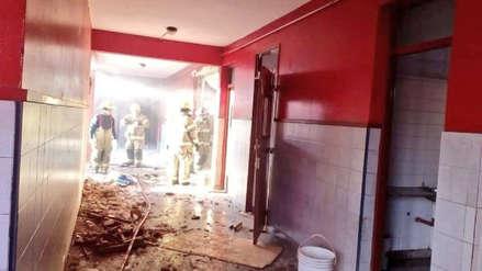 Una explosión en una escuela de Argentina causó dos muertos