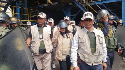 Tumán   Administración ligada a Oviedo se reinstala en medio de protestas de trabajadores