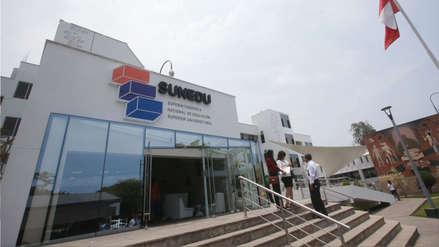 Sunedu impuso millonaria multa a universidad por funcionar sin autorización