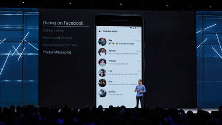 "Facebook Dating: el ""Tinder"" de Facebook va tomando forma"