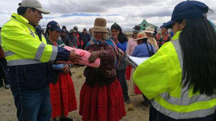RPP y Cáritas llevaron más de 1 tonelada de ayuda humanitaria a comunidades de Puno