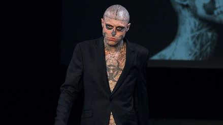El modelo canadiense Zombie Boy es encontrado muerto en su casa de Montreal