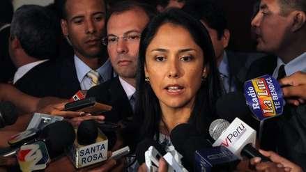Becerril: Nadine Heredia no volverá a ser citada a la Comisión Madre Mía