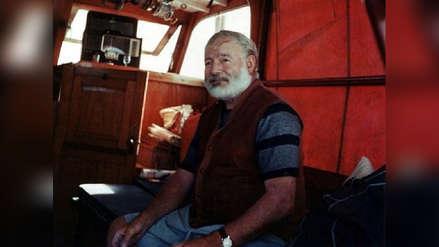 Cuento de Ernest Hemingway se publicará por primera vez