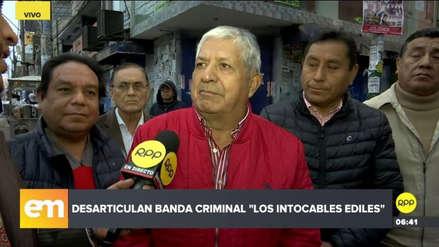 Empresarios de Gamarra piden declarar en emergencia a La Victoria tras la captura de su alcalde
