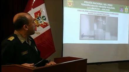 Policía captura adolescente homicida en Virú