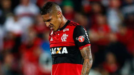 Paolo Guerrero en la mira del Santos, afirmó portal brasileño