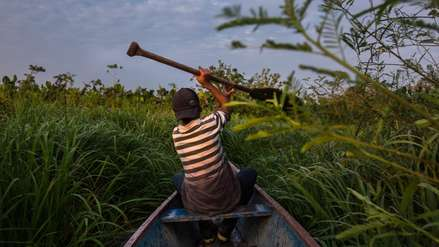 Mapa permite conocer los humedales de la región amazónica de Loreto