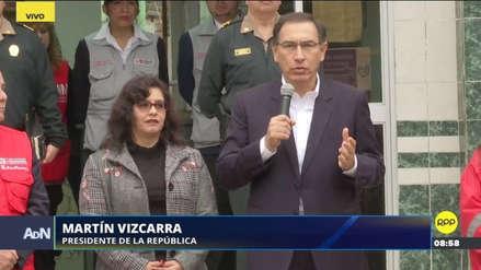 """Vizcarra tras la detención de Elías Cuba: """"En este Gobierno no hay intocables"""""""