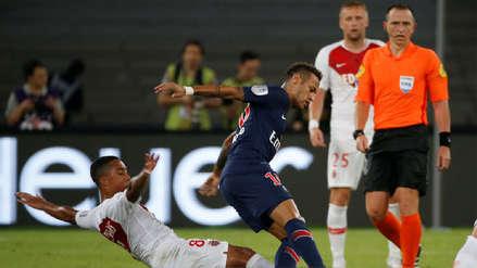 Con Neymar en cancha, PSG se coronó campeón de la Supercopa de Francia