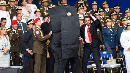 Venezuela | Así fue la reacción de los guardaespaldas de Nicolás Maduro tras atentado