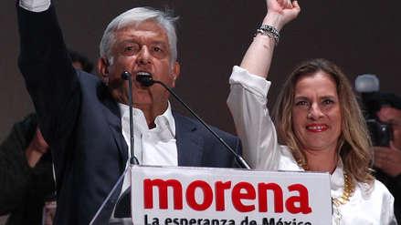 México: Esposa del presidente López Obrador elimina la figura de primera dama