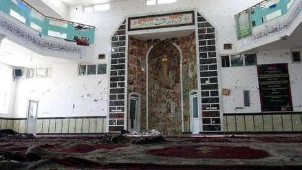 Un atentado contra una mezquita causó 35 muertos en Afganistán