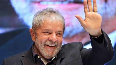 Lula da Silva lanzó su candidatura a la presidencia de Brasil desde la cárcel