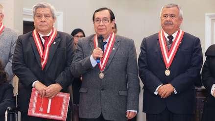 Prado Saldarriaga en el Día del Juez: