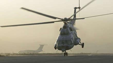 Dieciocho muertos dejó un accidente de helicóptero en Rusia
