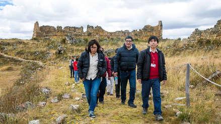 Evalúan postular Marcahuamachuco a Patrimonio de la Humanidad