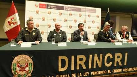 Detenidos en Plaza Norte planeaban asalto a banco en el Callao, según la Policía