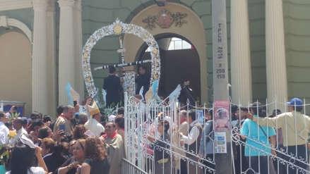 Más de 20 mil devotos se congregaron en el día central de la Cruz de Motupe