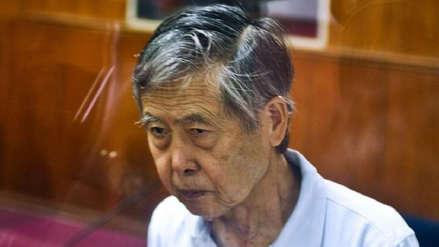 Alberto Fujimori fue internado nuevamente debido a su mal cardiaco