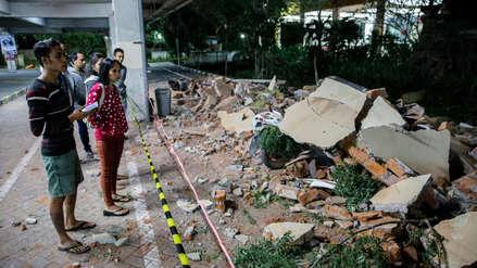 Terremoto en Indonesia | La cifra de muertos ascendió a 82 y hay más de un centenar de heridos
