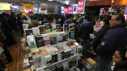 Feria del Libro marca récord de asistencia en su edición 2018