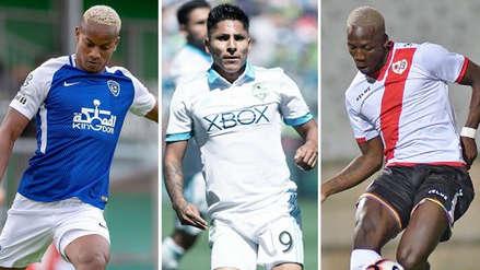 Sigue la programación de los jugadores peruanos que militan en el exterior