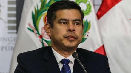 Luis Galarreta presidirá la Comisión de Relaciones Exteriores del Congreso