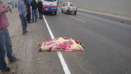 Un choque entre un ómnibus y una moto dejó dos muertos en Huarmey