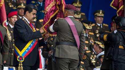 Seis detenidos acusados de atentar contra Nicolás Maduro