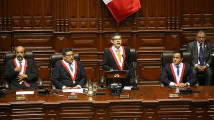 Mesa Directiva de Luis Galarreta aprobó acuerdo para extender sus beneficios por un año