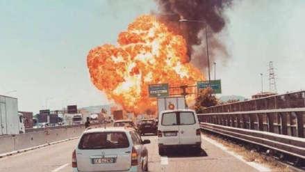 Italia: fuerte explosión en Bolonia deja al menos dos muertos y más de 60 heridos