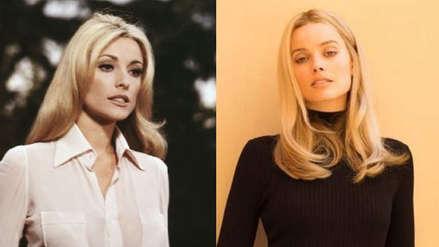 Margot Robbie se convierte en Sharon Tate para la nueva cinta de Quentin Tarantino